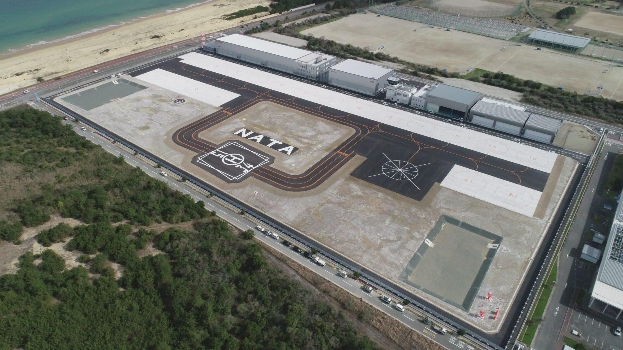 福岡空港回転翼施設