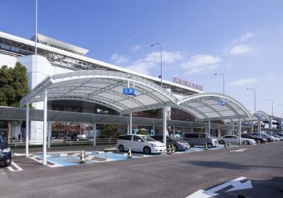 福岡空港道路駐車場(バスプール)他1件工事 国際線