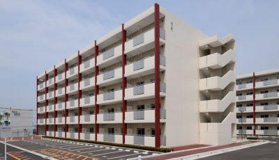 福岡県公営住宅松崎団地第2工区建築工事