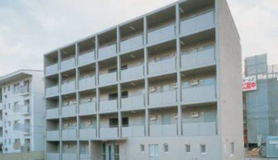 日本郵便(株)昭代宿舎