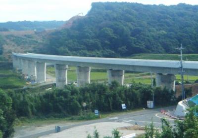 東九州自動車道上ノ河内川橋(下部工)工事