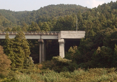 西九州自動車道 小賀倉橋下部工工事