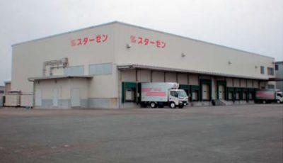 スターゼン(株)福岡営業所冷凍工場