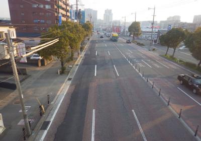 福岡3号千早・名島地区無電柱化5工区工事