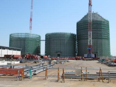バイオマス発電所