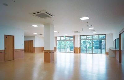 メディカルホームこころ新築工事(内観)