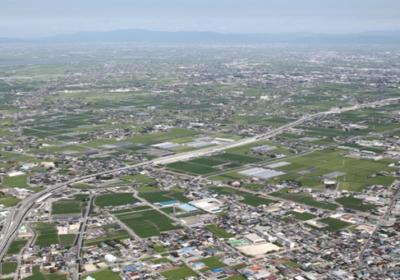 福岡208号有明沿岸道路・徳益IC