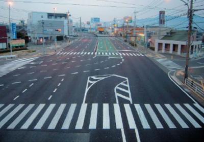 国道10号行橋管内交通安全施設整備