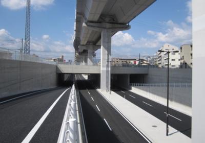福岡外環状道路 月隈-拾六町地区外改良工事