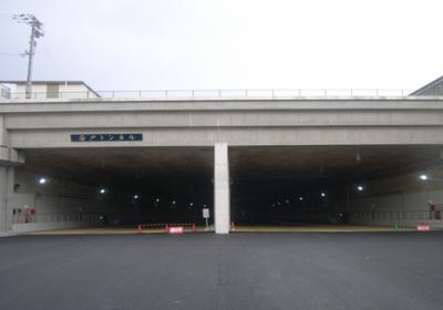 新若戸トンネル